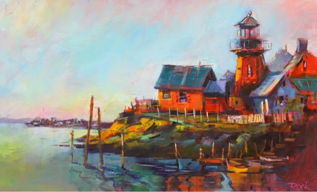 Snug Harbor Light