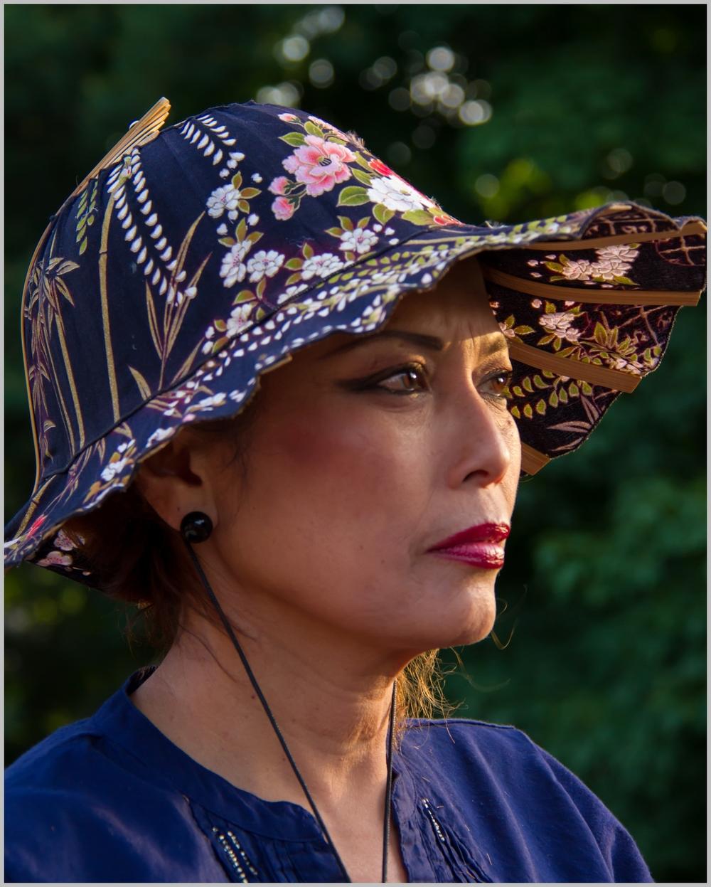 Lou's Hats: Paper Hat