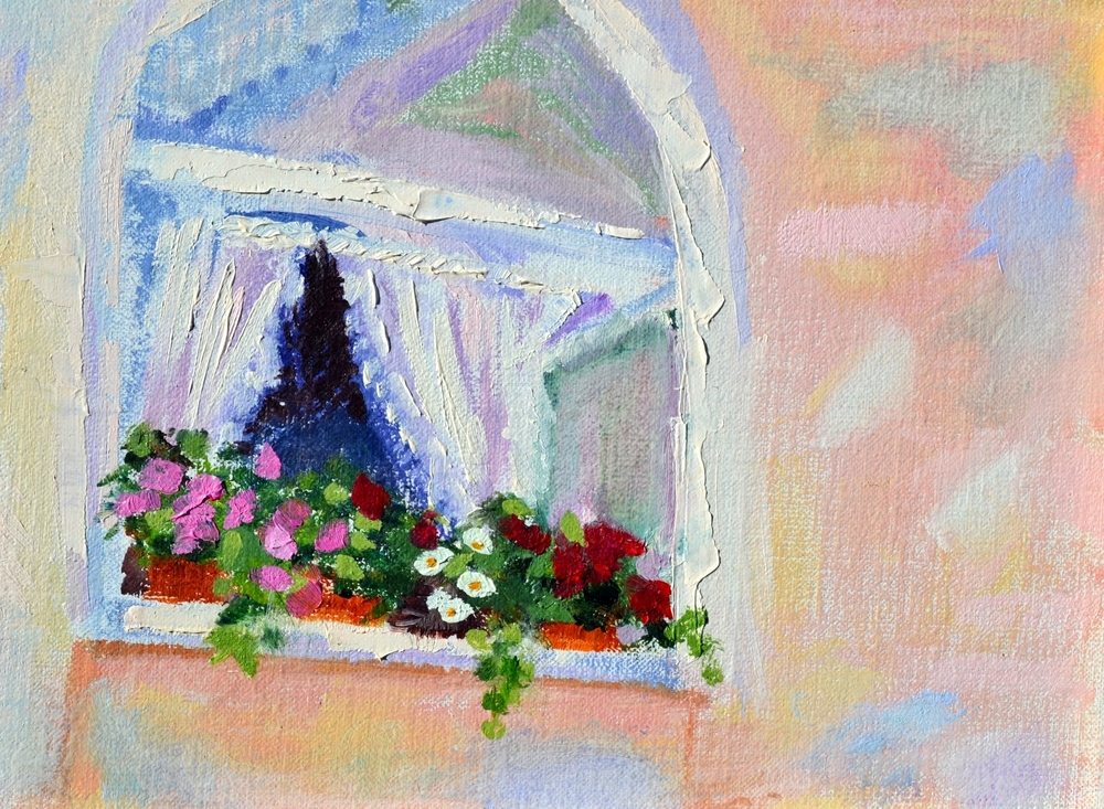 "Rosanne Stavola's ""Windows of Ravello"""