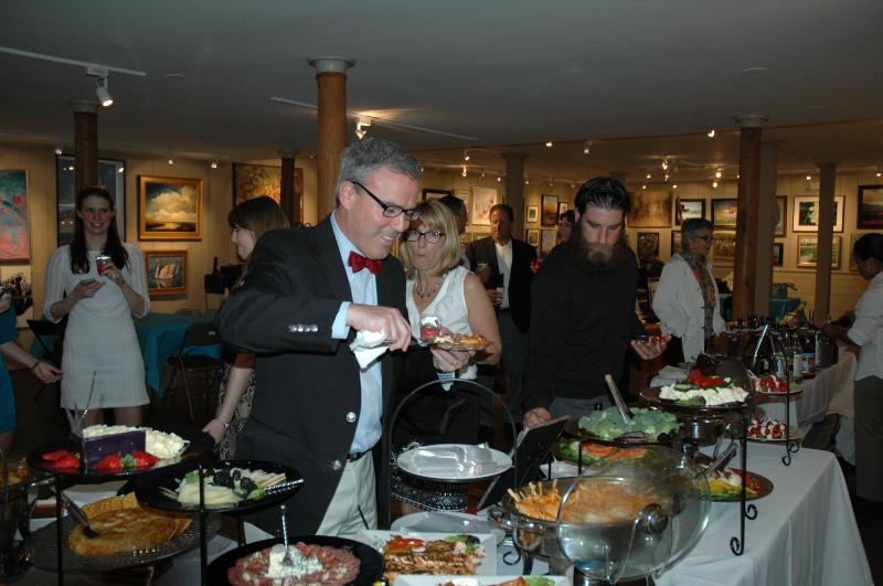 Gallery REntal for PriVate Functions - Scroll down for images of the gallery space
