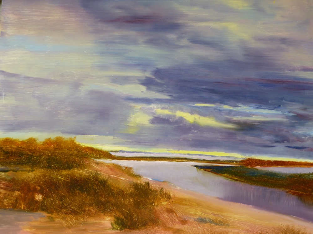 "Linda Lilling's ""Clearing Skies"""