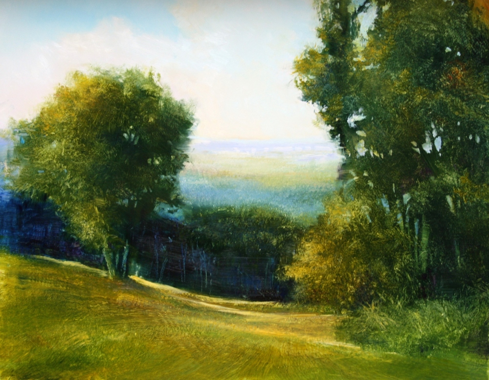 """Janine Robertson's """"Valley View"""""""