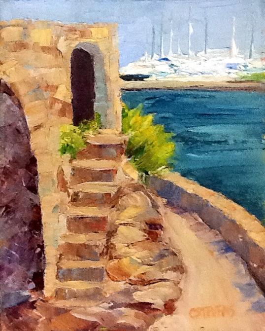 Coastal Staircase