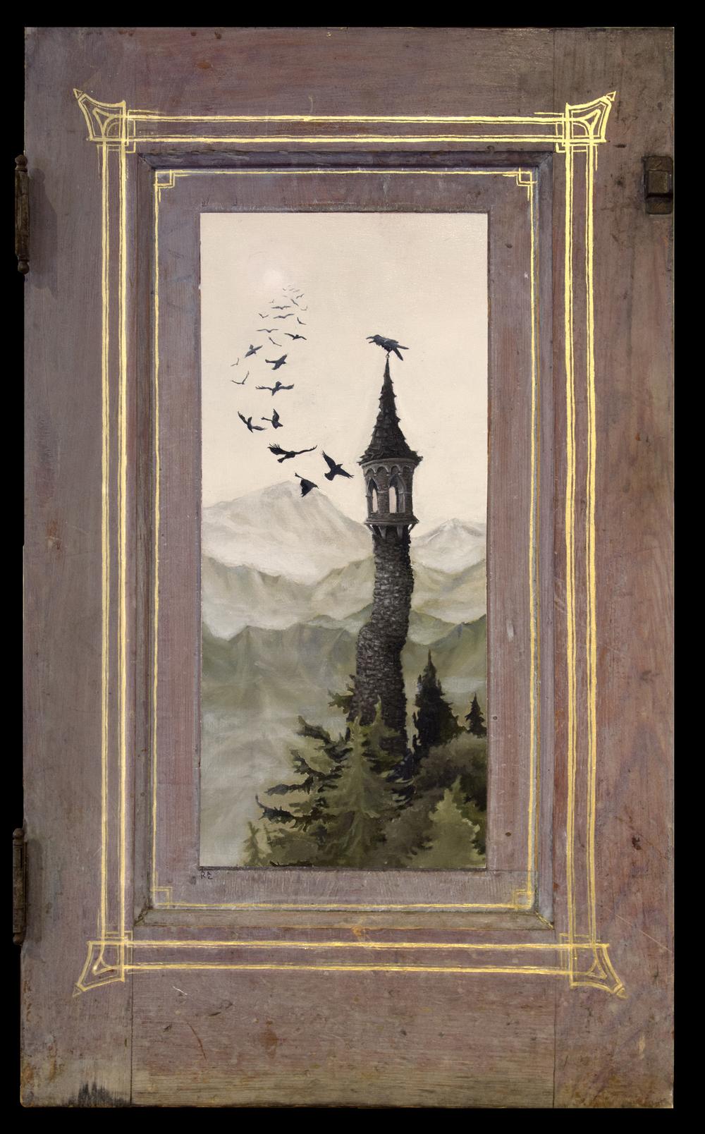 """Rachel Carlson's """"The Tower"""""""