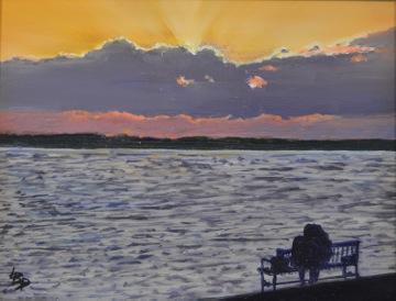 "Linda DeStefanis's ""Enchanted Evening"""