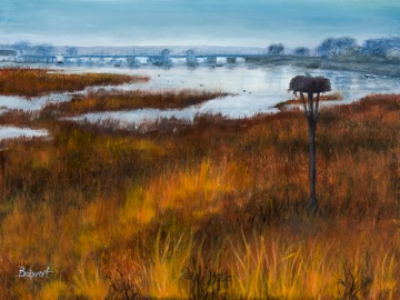 "Linda DeStefanis's ""Sleepy Creek"""