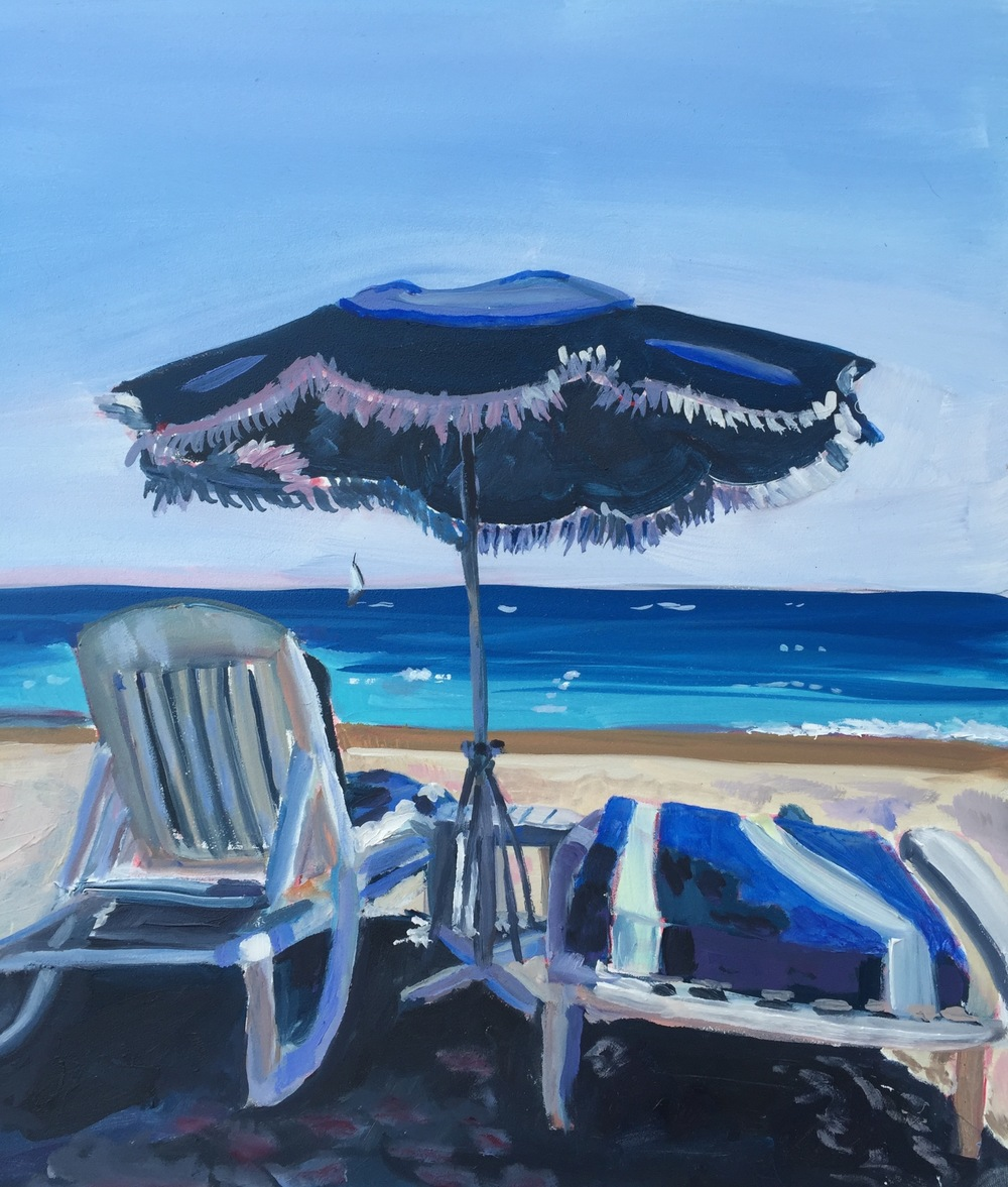 Blue Beach, Nice