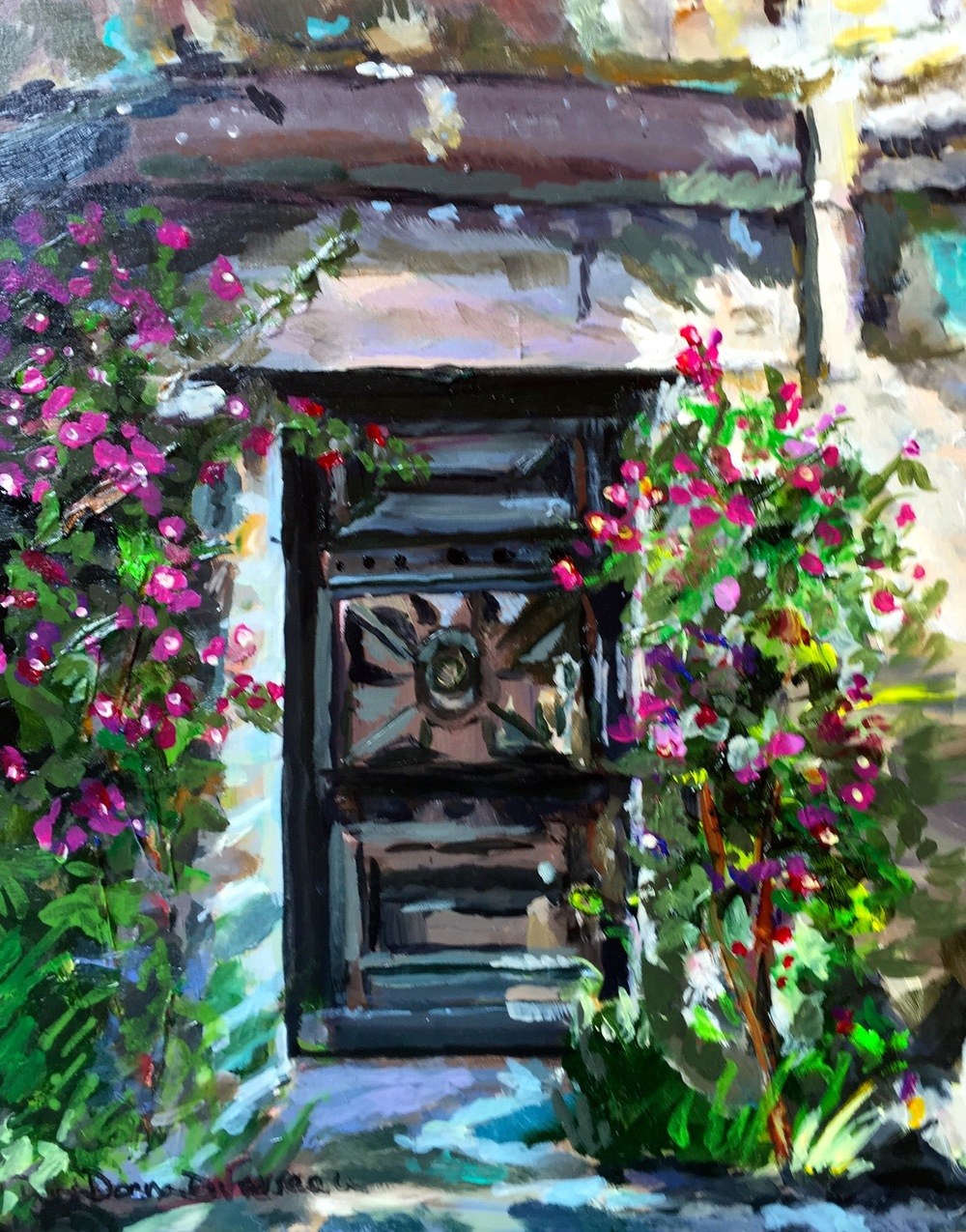 "Donna Favreau's ""The Hidden Door"""