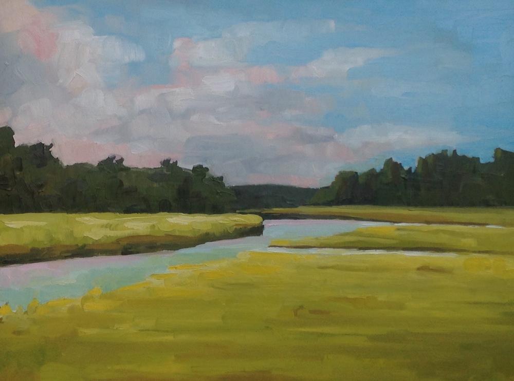"Kim Petersen's ""Marsh Moment"""