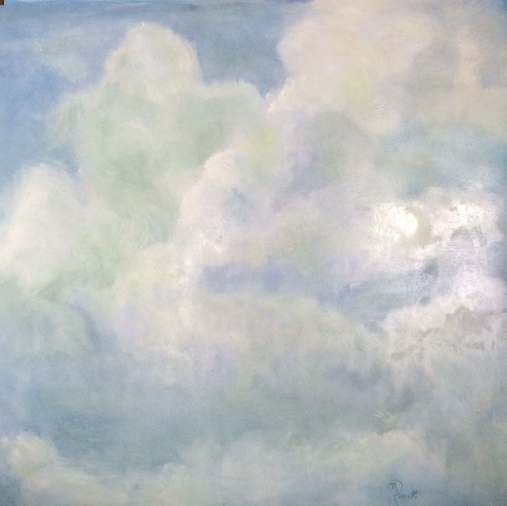 """B. Rossitto's """"Clouds"""""""
