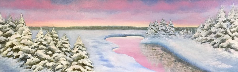 "Elba Borges ""Let it Snow"""