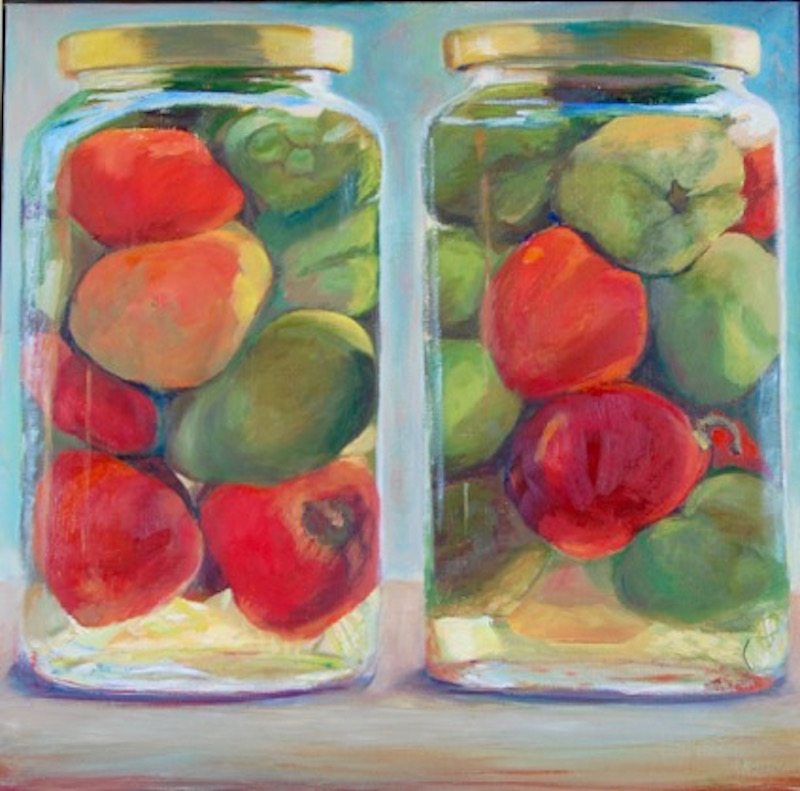 """Pickled Peppers"" by Cheryl Seaver"