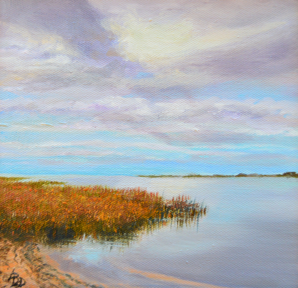 "Linda DeStefanis's ""Serenity at Dawn II"""