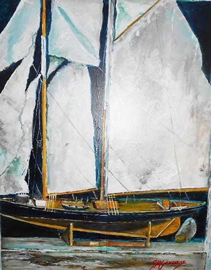 """Gigi Genovese's """"Seafarers Trophy"""""""