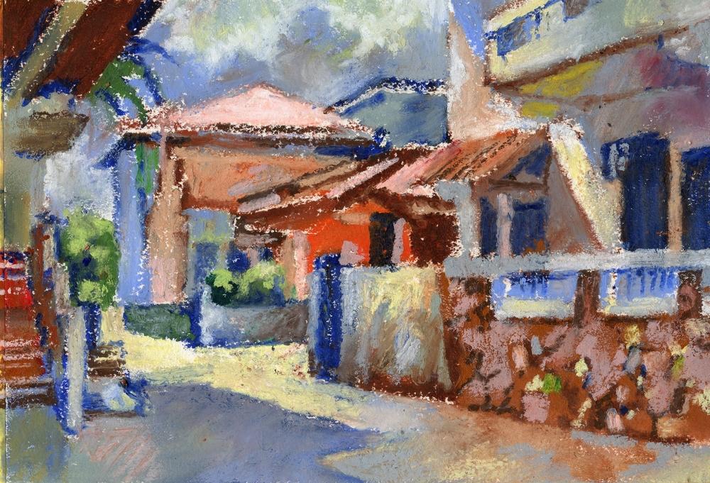 Colon Street Scene