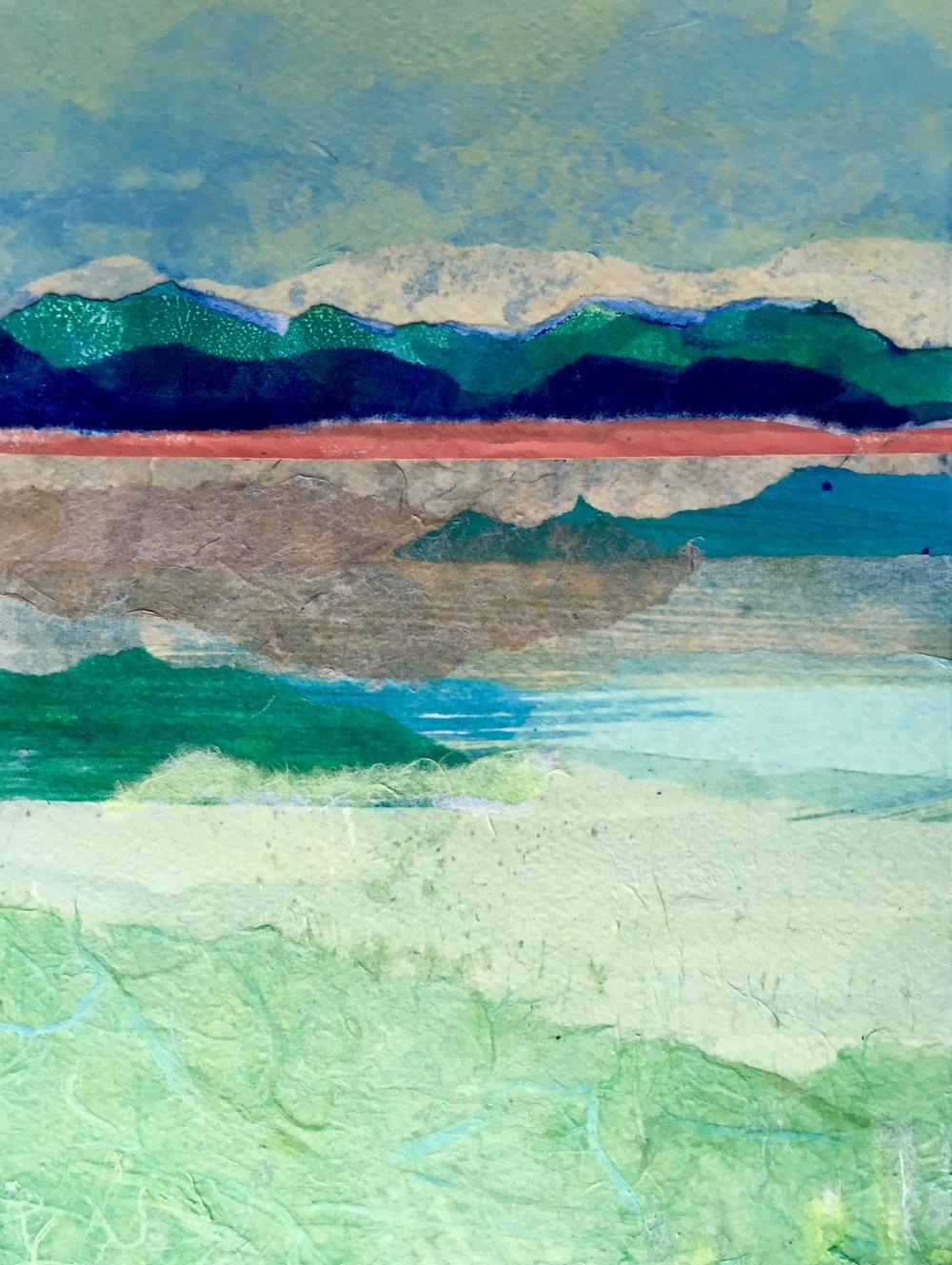 "Kathleen DeMeo's ""Dreamscape"""