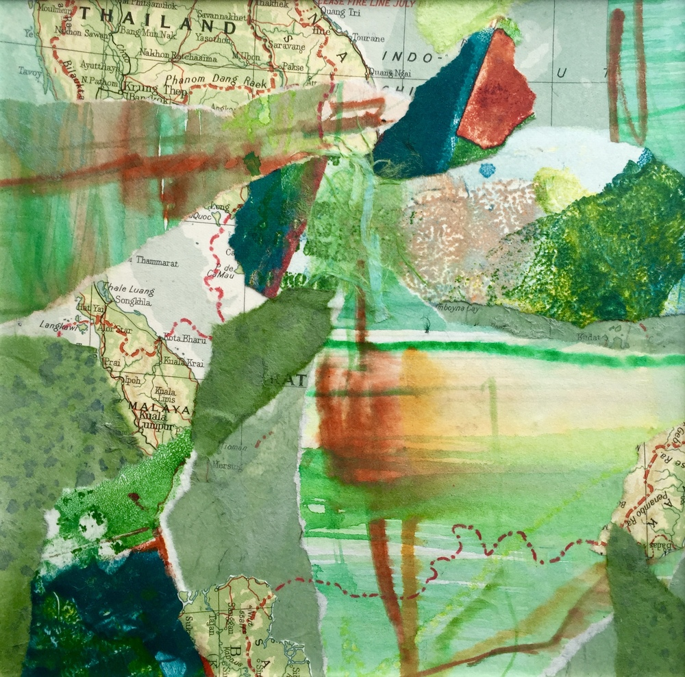 Kathleen DeMeo-Cease Fire Line-mixed media collage.jpg