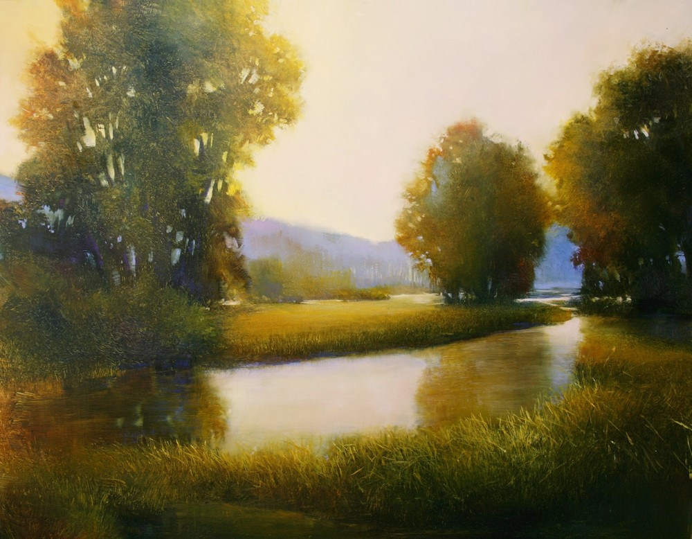 "Janine Robertson's ""Golden Hour"""