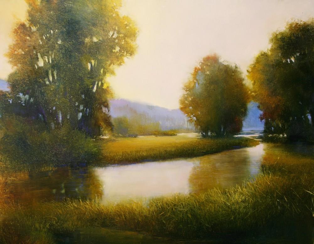 """Janine Robertson's """"Golden Hour"""""""