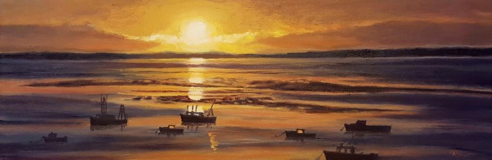 """Peter Barrett's """"Waking Up the Fleet"""""""