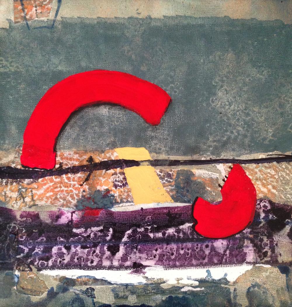 Red Boomerang