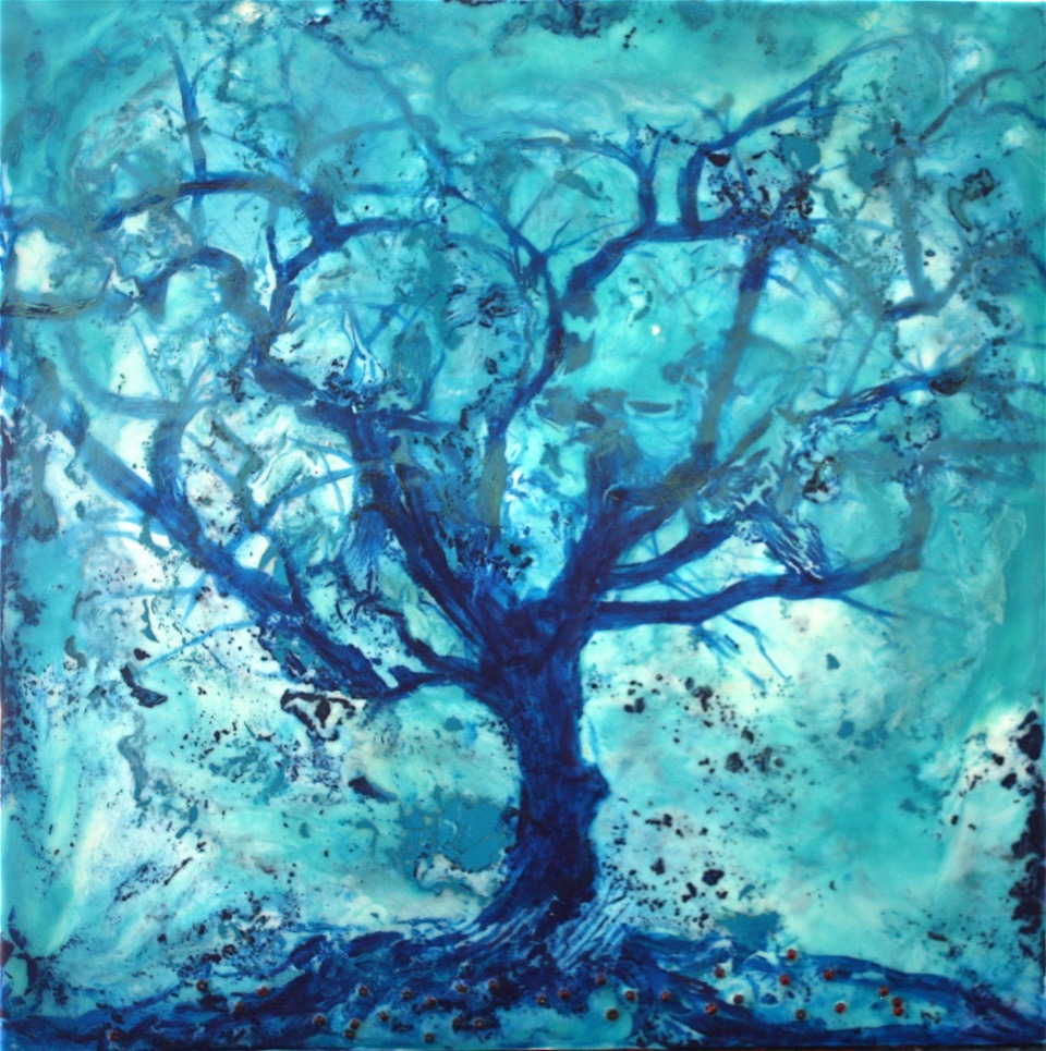 There's a Blue Tree in Each