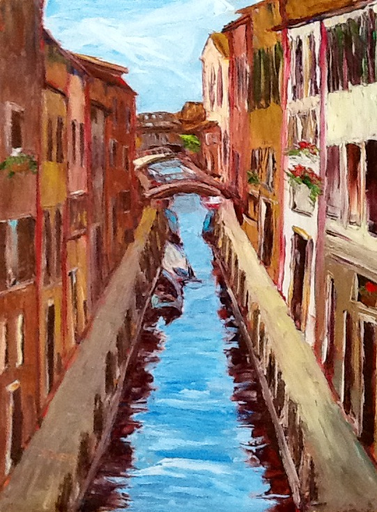 Venice Waterway-oil-18x24.JPG
