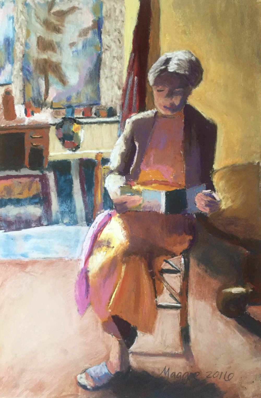 Artist Lady