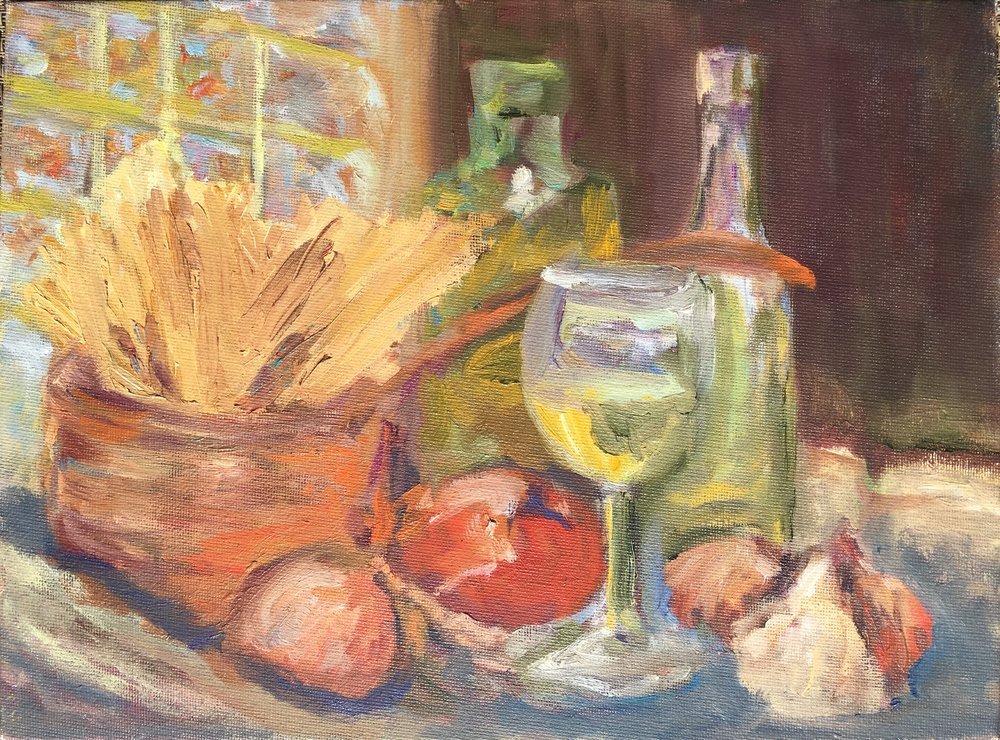 "Barbara Rossitto's ""Italian Kitchen"""