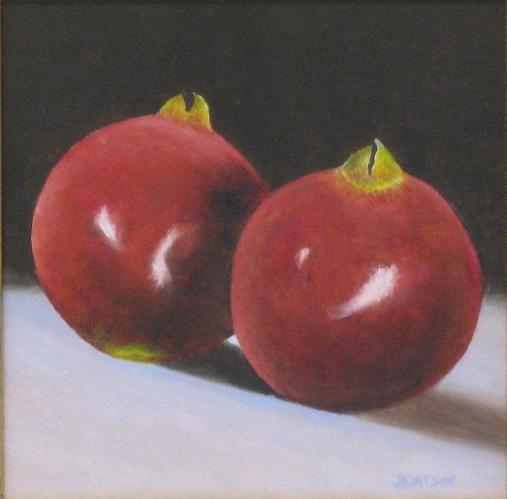 """Jean Watson's """"Pomegranates"""""""