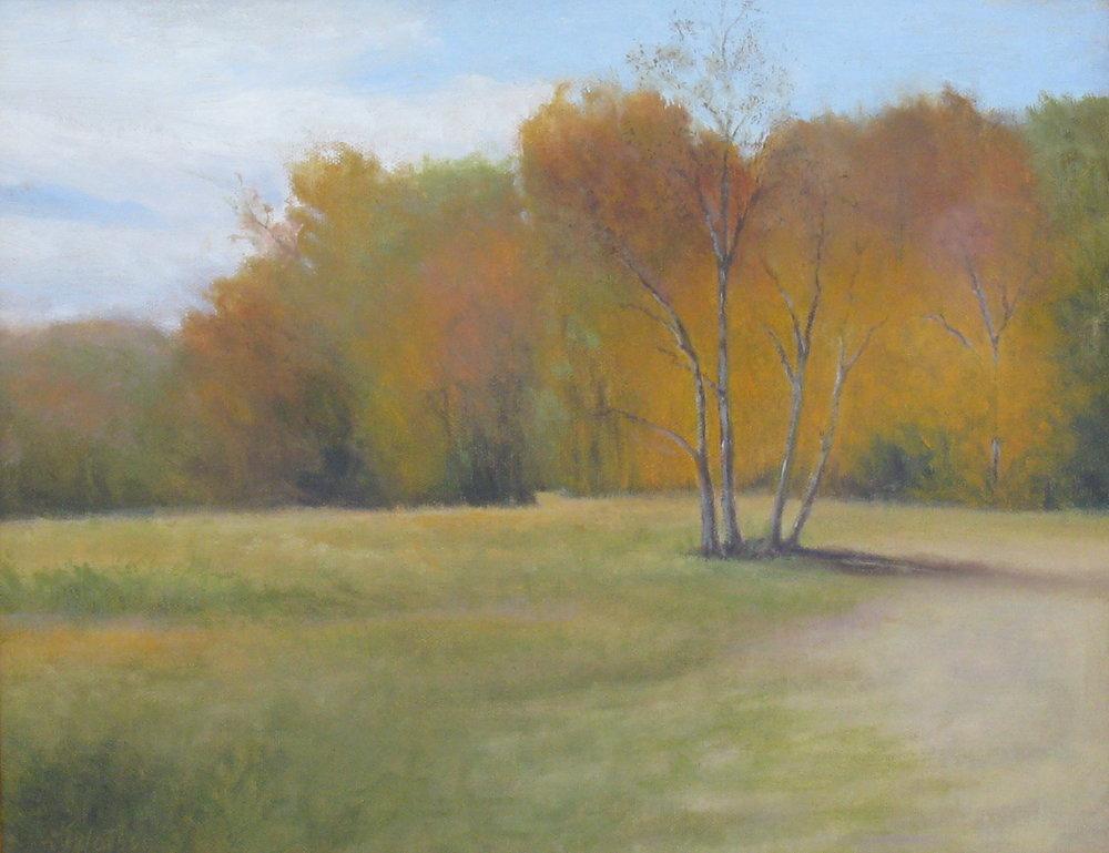 """Jean Watson's """"Autumn Day"""""""