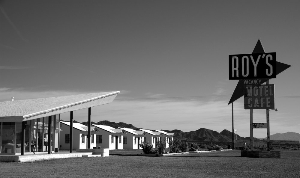 Roy's at Route 66, CA