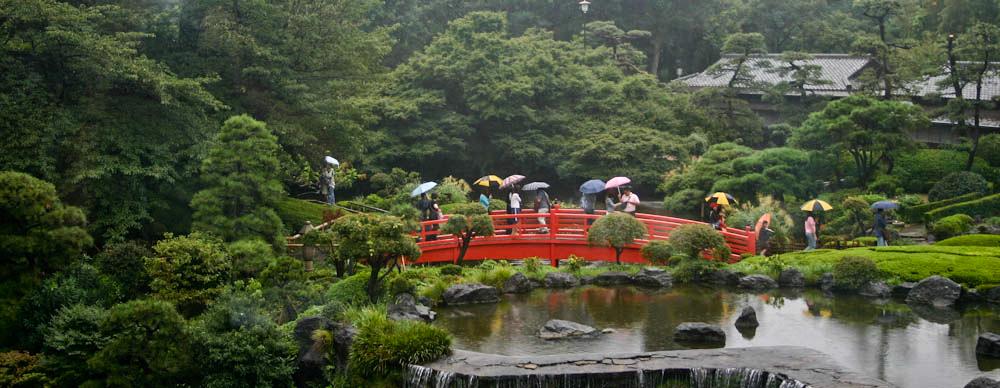 Rainy Day, Tokyo