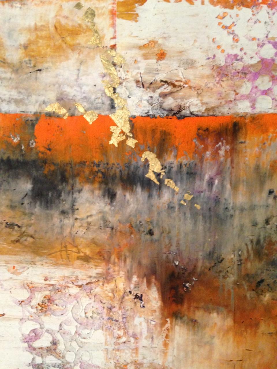 Abstract Orange #1