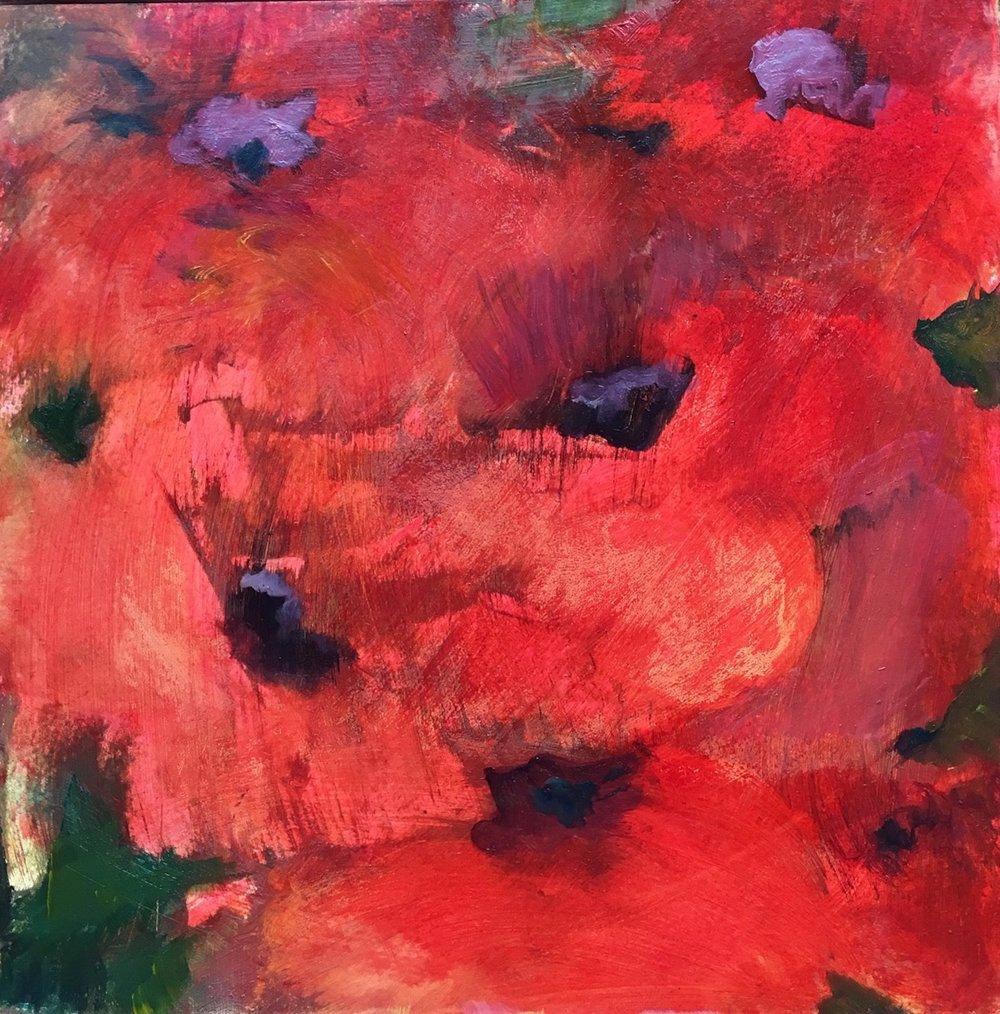 """Barbara Rossitto's """"Poppy III"""""""