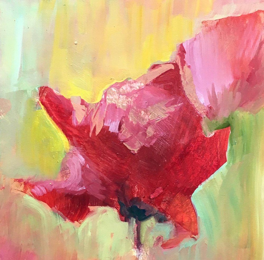 """Barbara Rossitto's """"Poppy IV"""""""