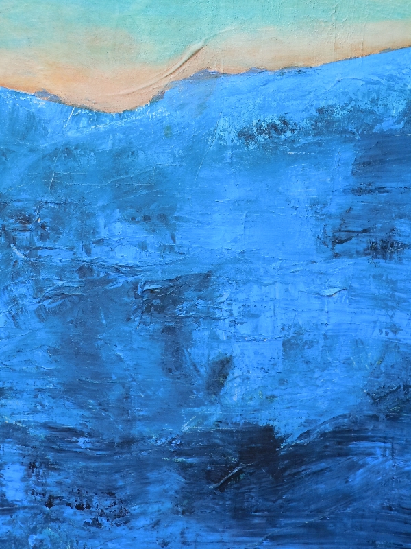 "Bernadette Bellizzi's ""Blue Mountain"""