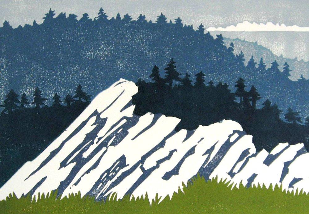 Granite Berg