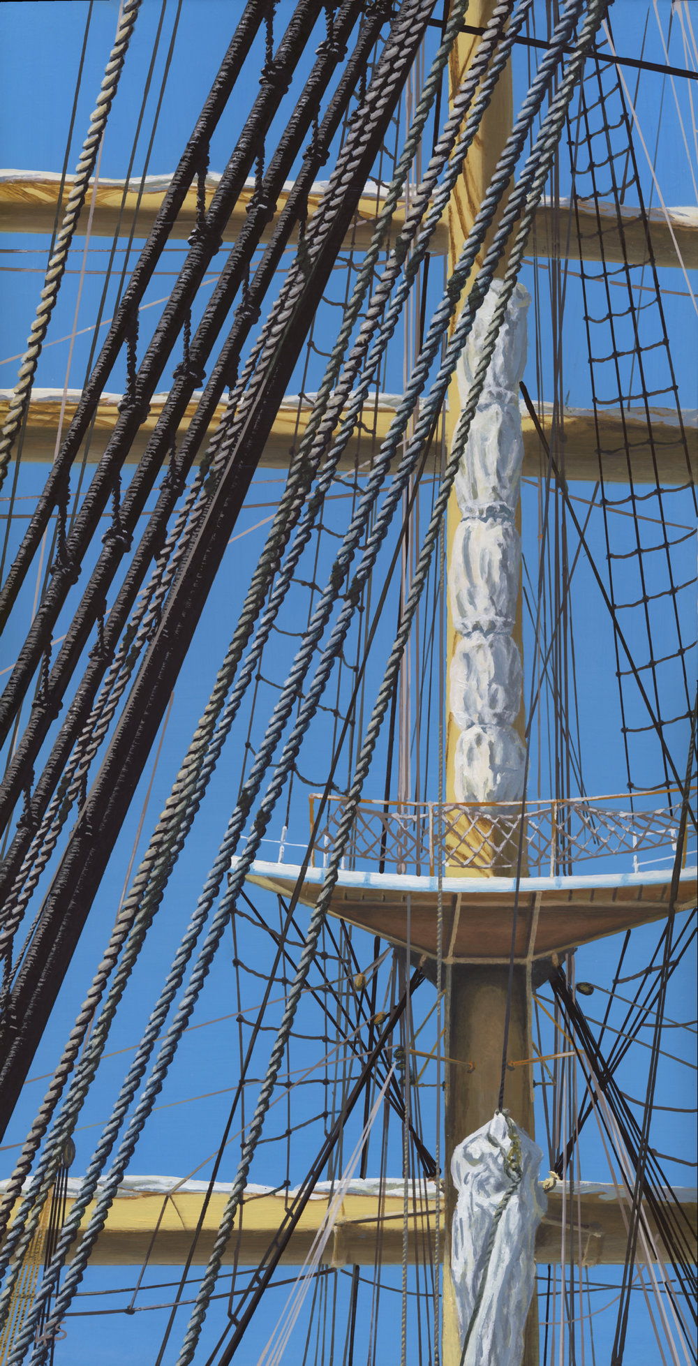 """Eagle"" Rigging"