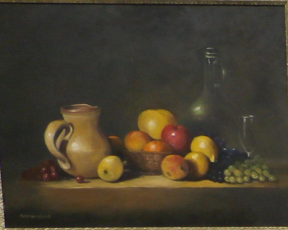 """Lee Bardenheur's """"Abundance"""""""