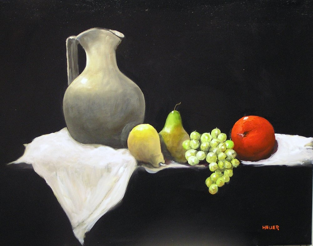 "Lee Bardenheur's ""Still Life #103"""