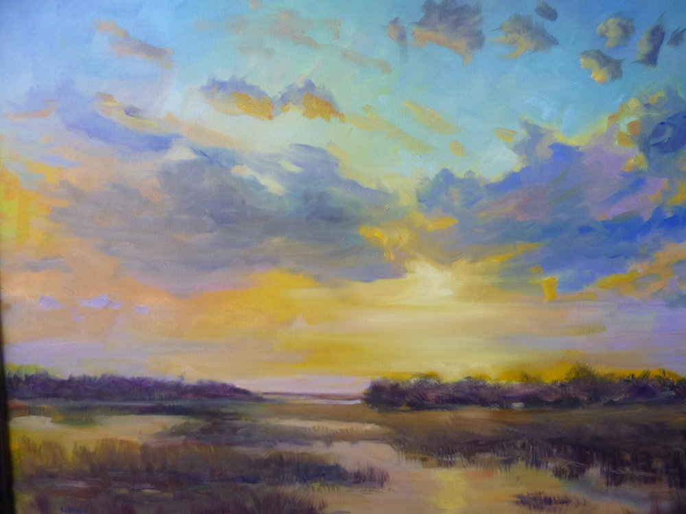 "Linda Lilling's ""Light and Shadow"""