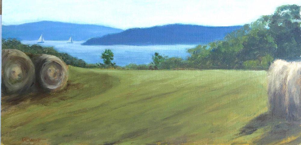 """Peter Barrett's """"Farmer's View"""""""