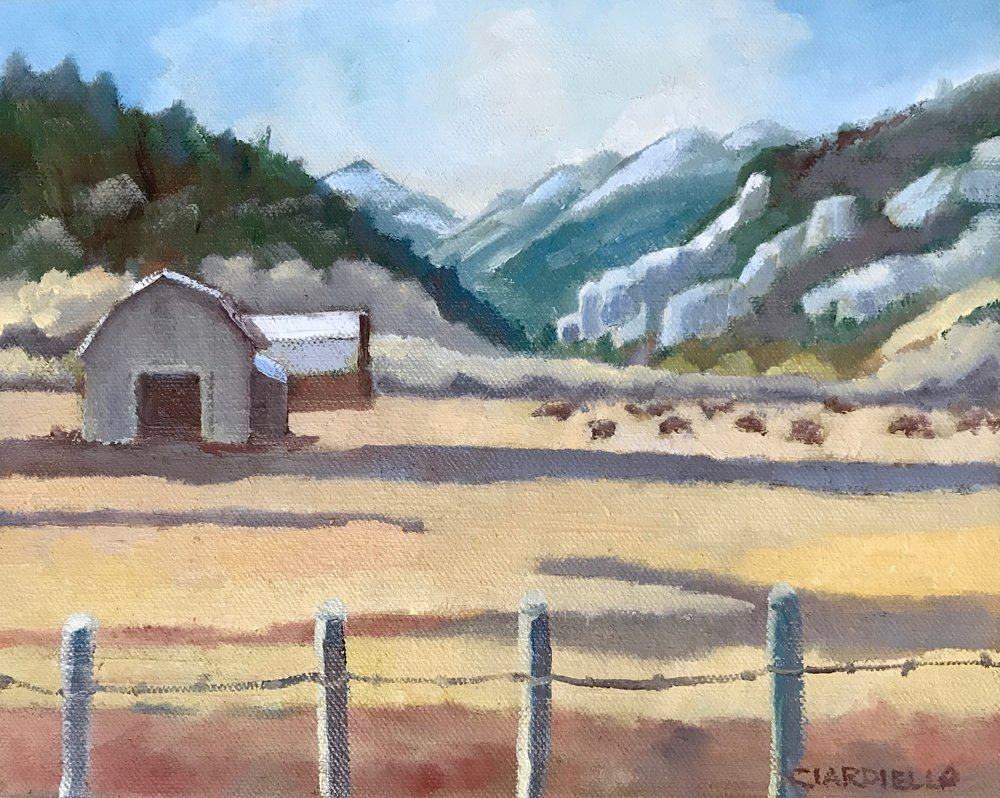 "Cathy Ciardiello's ""Rocky Mountain Ranch"""