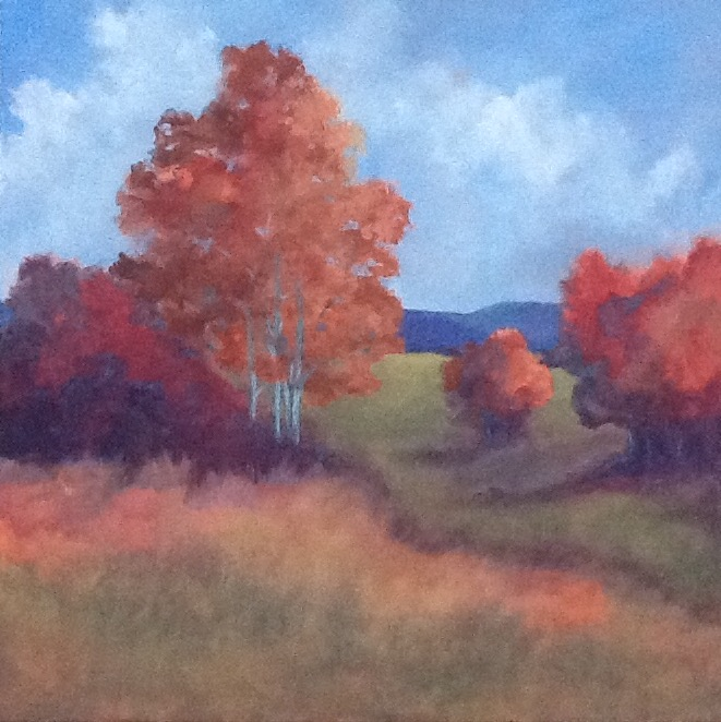 "Pam Carlson's ""Autumn Colors"""