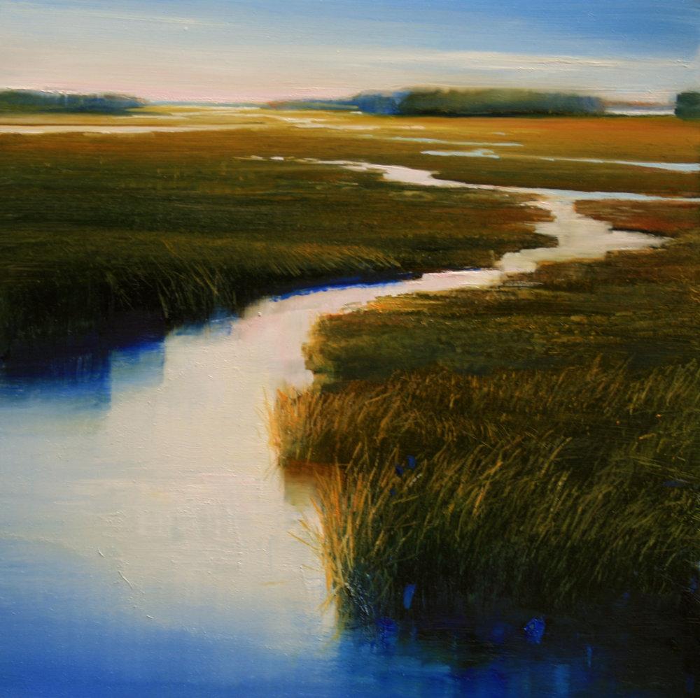 Golden Morning on the Marsh