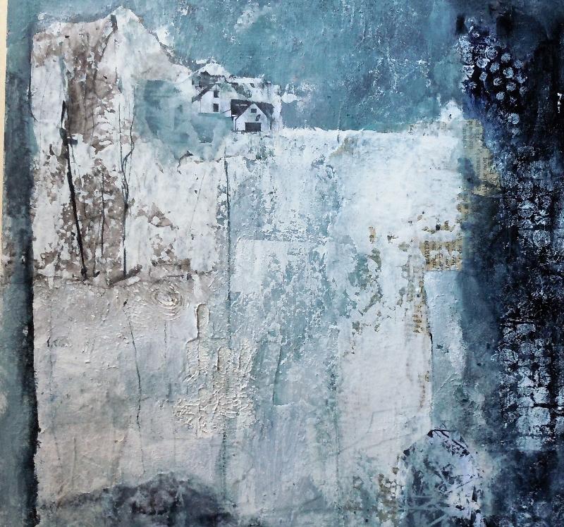 "Bernadette Bellizzi's ""Winter's Home"""
