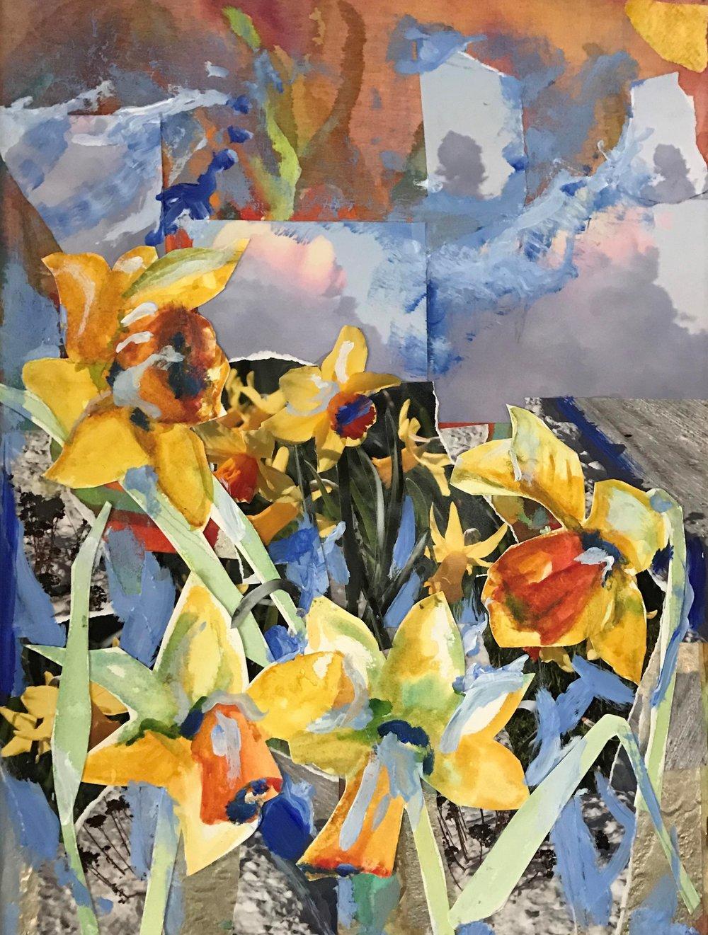 "Elizabeth B. Wright's ""Spring Chaos"""