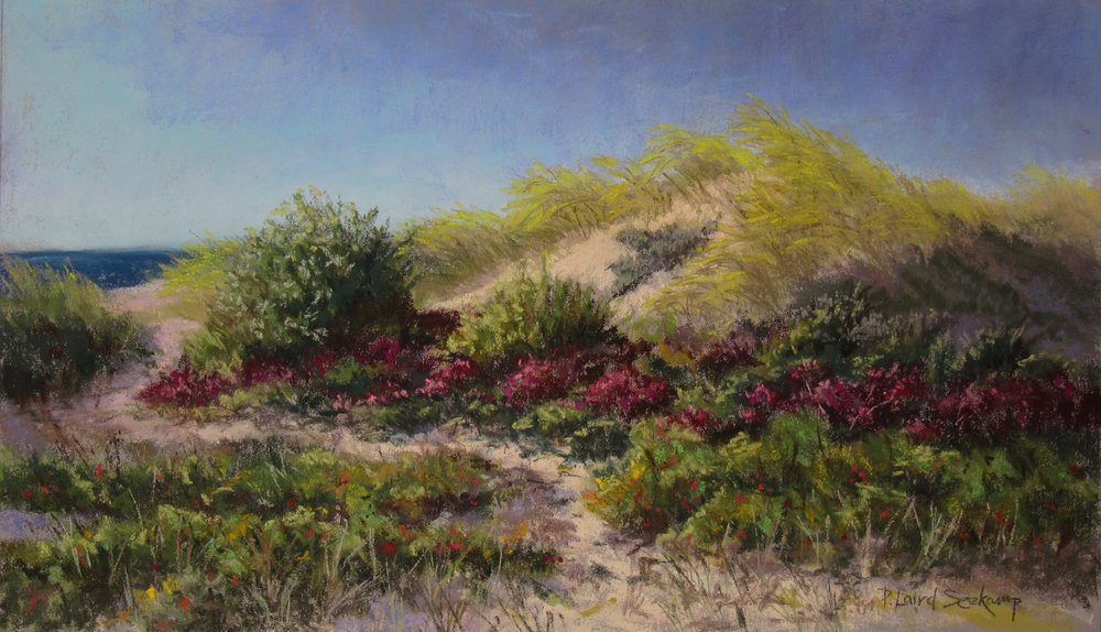 "Patricia Seekamp's ""Seaside Breeze"""