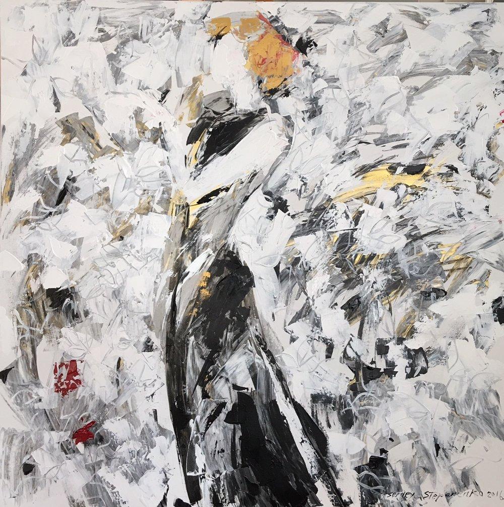 "Sergey Stepanenko's ""Homage to George Barbier"""